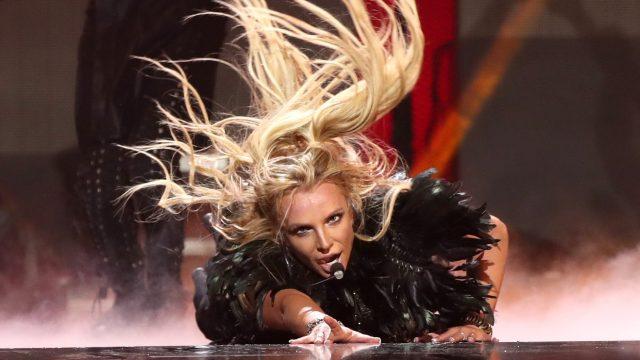 Britney Spears uno de los shows musicales más fascinantes de Las Vegas