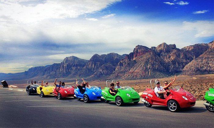 Conoce el lado natural de Las Vegas en Red Rock Canyon
